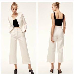 ARITZIA BABATON white pants